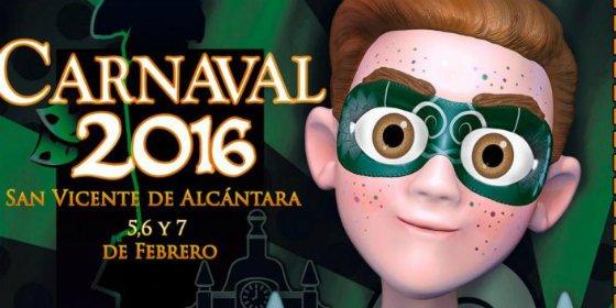 Semana de Carnaval en San Vicente de Alcántara (Badajoz)