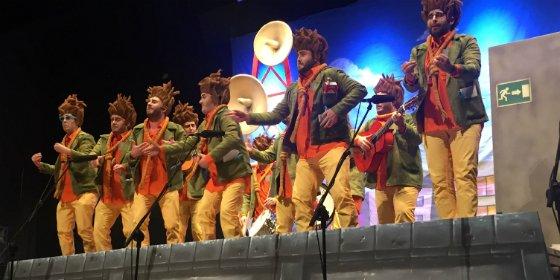 El coleccionista de alegrías y Quítate del medio son los ganadores del concurso de comparsas y chirigotas de Mérida
