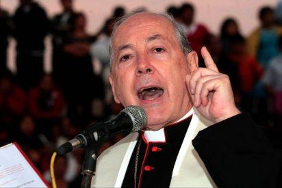 """El cardenal Cipriani tilda de """"Herodes con corbata"""" a la ONU"""