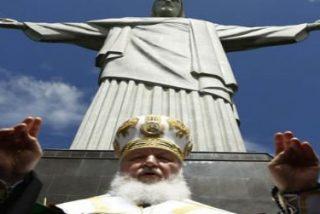 El patriarca Cirilo aboga por la unión de las religiones desde el Cristo Redentor de Río
