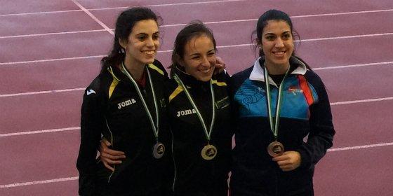 El Club Atletismo Diocles consigue 6 medallas y 2 mínimas
