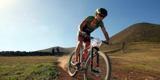 Primer podio de la temporada para Pedro Romero (Extremadura-Ecopilas) en Lanzarote