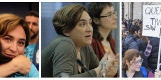 La justiciera social Ada Colau combate a los huelguistas del Metro revelando sus sueldos