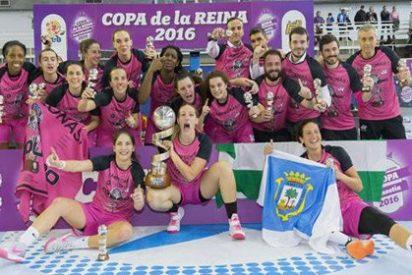 El Conquero Huelva gana su primera Copa de la Reina (52-60)