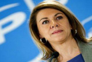 María Dolores Cospedal acusa a Esperanza Aguirre de repescar al exgerente investigado