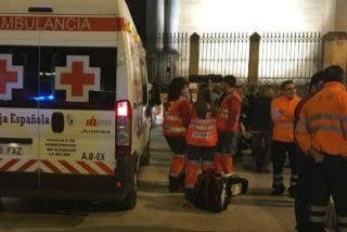 Cruz Roja atiende 8 incidencias leves en el Carnaval de Badajoz