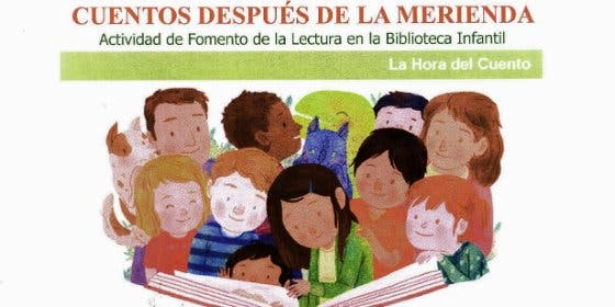 La Biblioteca Municipal de Mérida inicia la experiencia Cuentos después de la merienda