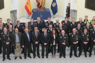Cosidó ha inaugurado los cursos de ascenso de los Cuerpos de Policía Local de la Comunidad de Madrid