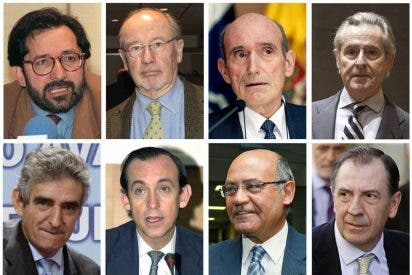 La Audiencia Nacional juzgará a Blesa, Rato y al resto de caraduras de las tarjetas black