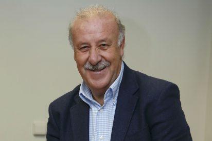 Vicente del Bosque, Doctor Honoris Causa de la UPSA