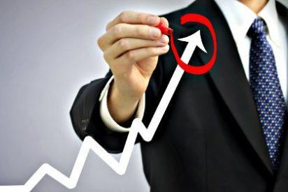 El Ibex repunta un 2,79%, por encima de los 8.300 puntos, impulsado por los grandes valores