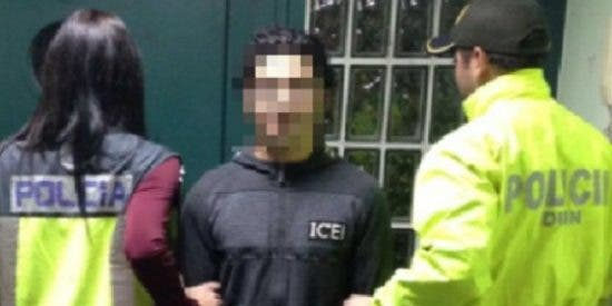 Detenido en Madrid uno de los líderes de una organización criminal colombiana especializada en narcotráfico y extorsión