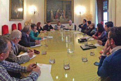 La Diputación y las comarcas cacereñas constituyen el Consejo de Mancomunidades