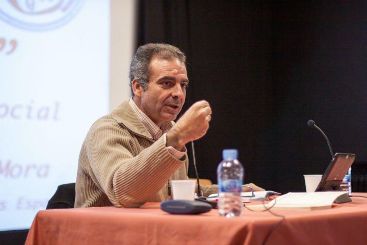 """Sebastián Mora: """"Sólo puede haber justicia y salvación si se está con el que sufre, si llevamos sus cruces"""""""