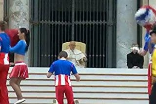 """Papa: """"Dios no condena a nadie, a nadie...ni a Pilatos ni a Judas"""""""