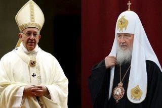 Francisco y Kirill se reunirán en privado durante dos horas
