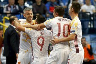 España, campeona de Europa se futsal por séptima vez tras derrotar a Rusia