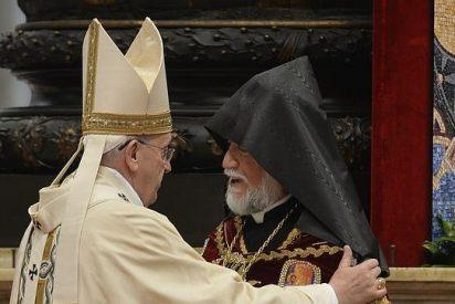 El Papa visitará Armenia en septiembre