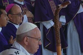 El Papa clama en Chiapas: