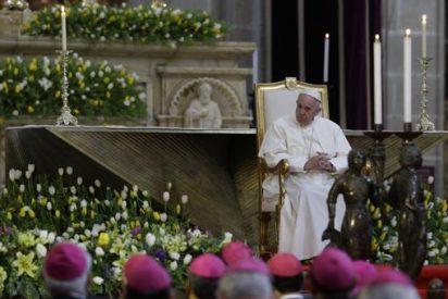 Francisco reprueba la Santa Muerte