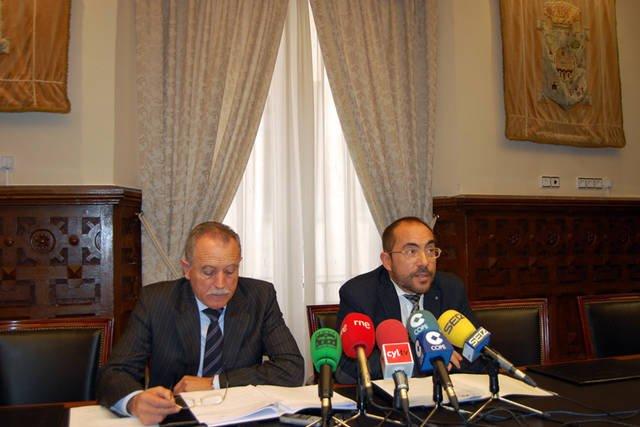 La Diputación de Soria reclamará a la Junta una asignación específica de 40 millones para la provincia