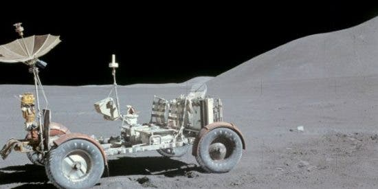 Las impactantes imágenes en HD de la misión china en la Luna
