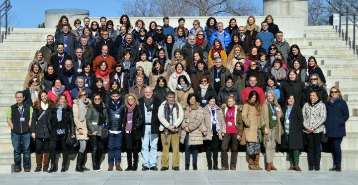 Un centenar de orientadores de centros La Salle profundizan en la neurociencia en Madrid