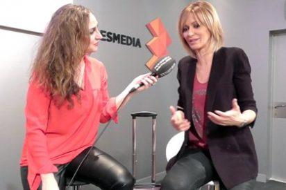 """Susanna Griso: """"En 'dos días y una noche' hay mucho de streaptease personal"""""""