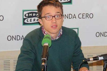 """A Errejón se le borra la sonrisa en su entrevista en Onda Cero: """"¿Devolvió usted el dinero de la beca de la Universidad?"""""""
