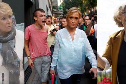 """Aguirre pone en evidencia a Carmena: """"¿Cómo es posible que a usted siendo jueza le parezcan bien los escraches?"""""""