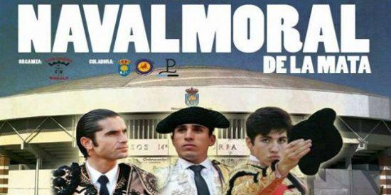 Club Taurino Moralo organiza un evento a beneficio de Cáritas Navalmoral de la Mata