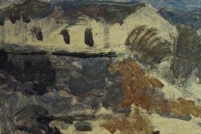 Exposición de dibujos y pinturas de Miguel Hernández y José Muñoz en Sala Pintores de Cáceres