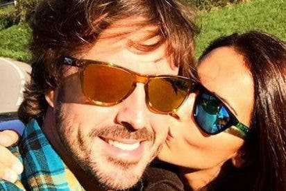 Fernando Alonso y Lara Álvarez se casan