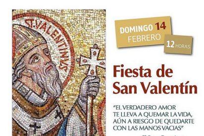 Día de San Valentín en la Iglesia de San Antón