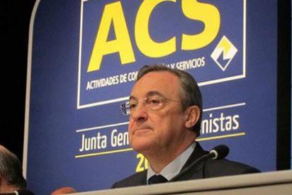 Florentino Pérez dice que España ya no es el mercado principal de ACS