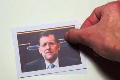 El falso vídeo de amistad de Rajoy que arrasa entre los podemitas de las redes sociales