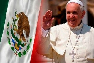 Francisco pide a los mexicanos que luchen contra la corrupción, los cárteles y la trata de personas