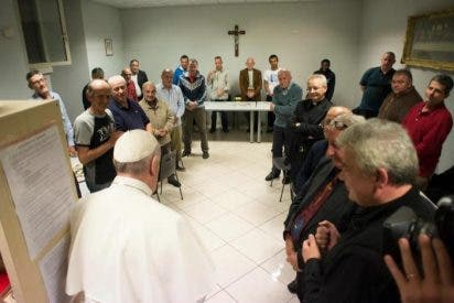 El Vaticano inaugura hoy un centro hospitalario para personas sin hogar junto a San Pedro