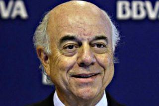 Francisco González: La remuneración del presidente de BBVA sube un 2,3% en 2015