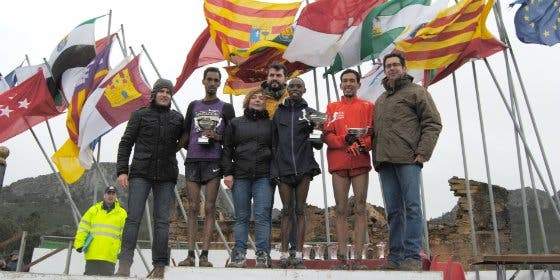Éxito de participación en el Gran Premio de Diputación de Campo a Través en Valencia de Alcántara