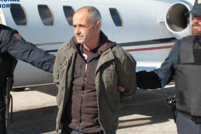 La Policía Nacional traslada desde Francia al miembro de ETA Gregorio Vicario Setién