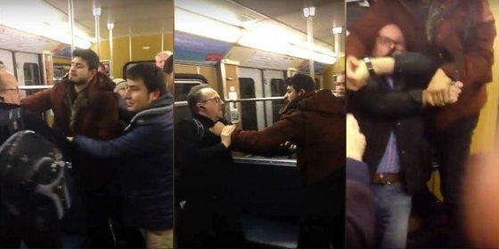 Los refugiados salidos que atacan a dos jubilados por defender a una mujer