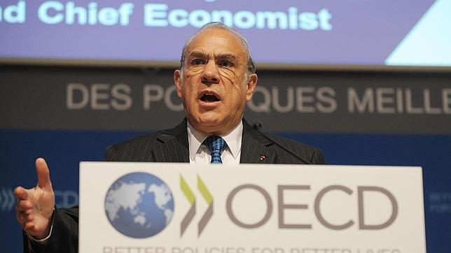La OCDE rebaja tras décimas sus previsiones de crecimiento mundial para 2016 y 2017