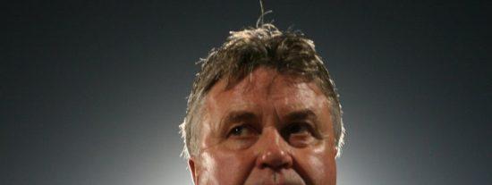 """Hiddink: """"Hemos jugado bien, por eso duele la derrota"""""""