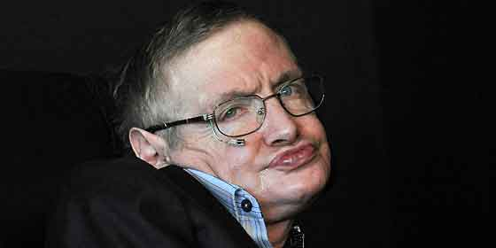 """Stephen Hawking asegura que el destino final del hombre """"está en el cosmos"""""""