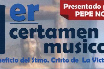 """Bandas de cornetas y tambores participarán en Mérida en el """"I Certamen Musical Cristo de la Victoria"""""""