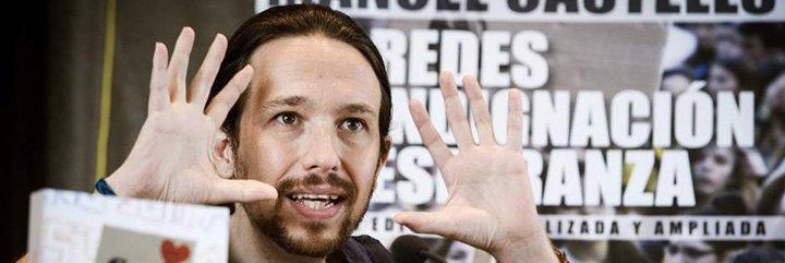 """Savater, en El País: """"Imaginen como sería el Ministerio de Educación en las manos de Pablo Iglesias y Podemos"""""""