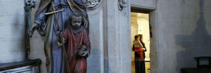 Más de un millar de personas denuncian abusos sexuales en la Iglesia belga en los últimos cuatro años