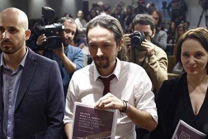 La propuesta de gobierno de Iglesias al PSOE empieza por el referéndum