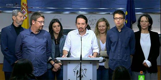 Los empresarios no quieren ver a los podemitas ni en pintura: fuga de empresas en Castilla-La Mancha, Valencia, Extremadura, Navarra y Cataluña
